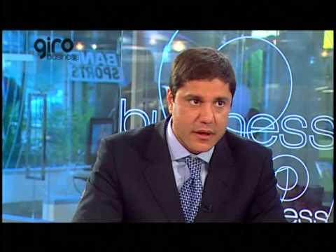 GIRO BUSINESS - BAND NEWS TV - Sr. Flavio Padovan