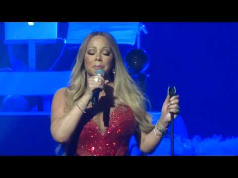 Mariah Carey - Don't Forget About Us #1 To Infinity 7-08-17