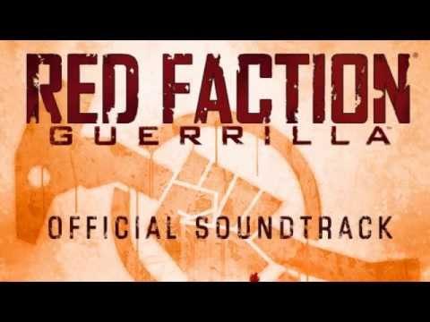 Саундтрек red faction guerrilla