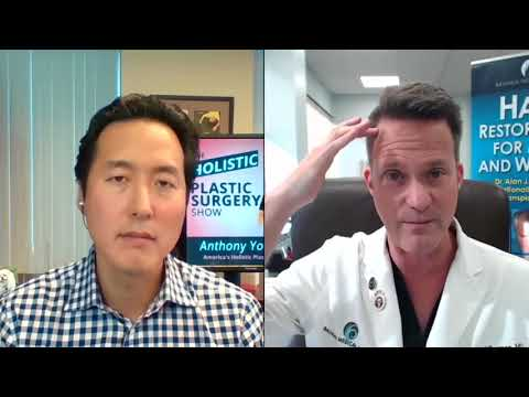 Episode 40: Holistic Solutions for Hair Loss and Thinning Hair with Dr. Alan Bauman