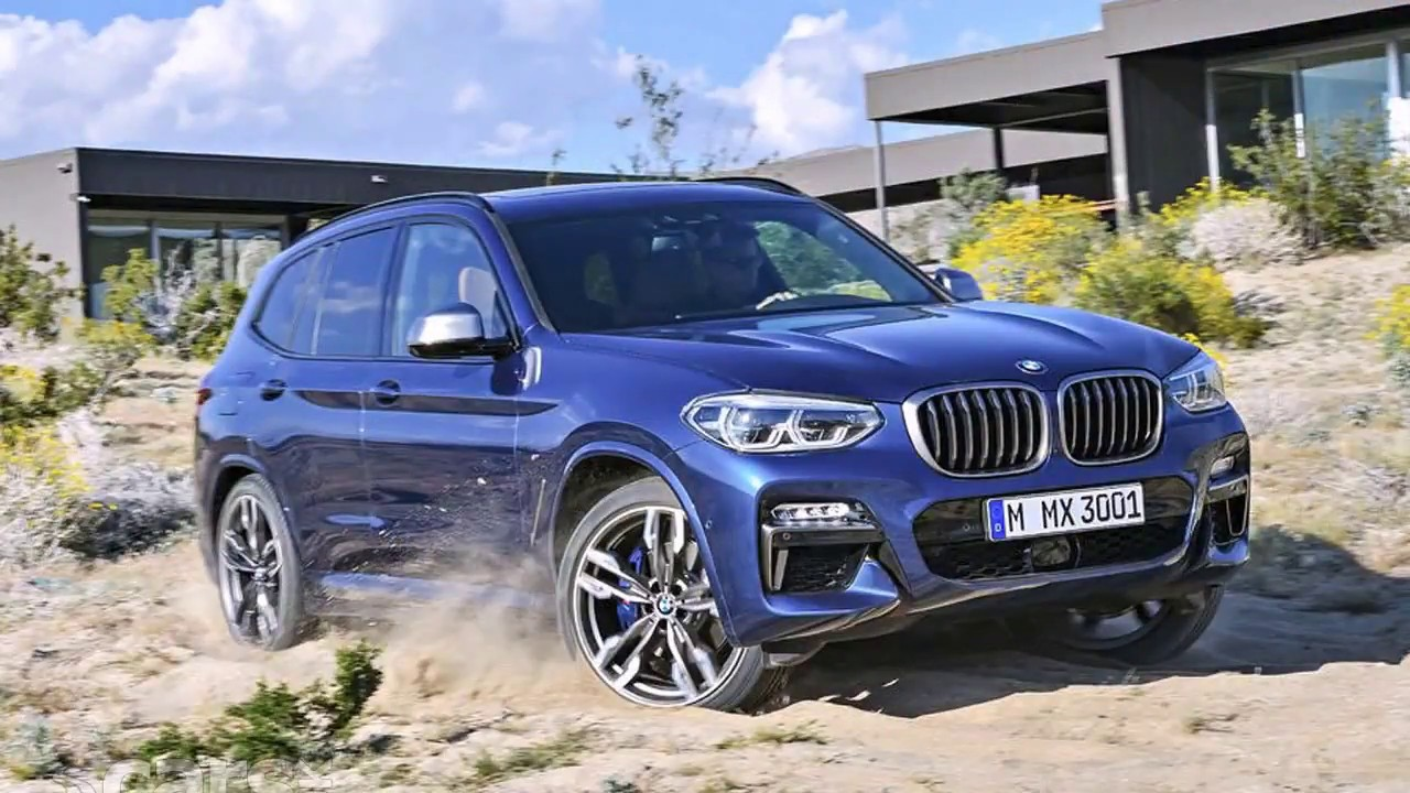 Hot News 2018 Bmw X3 Hybrid Plug In M40i Will Be The First M Performance Offered