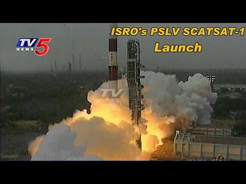 SCATSAT-1 Launch Live | ISRO launches PSLV's Longest Flight SCATSAT-1 | TV5 News