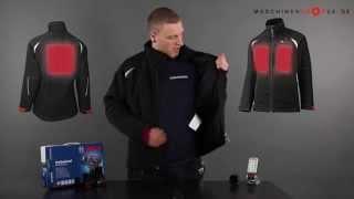 Bosch Heat Jacket 10,8V - Softshell-Heizjacke 061880000AF