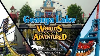 Geauga Lake: Worlds Once Adventured