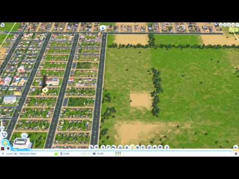 Sim City 2013 S2 E2: A new traffic proof design?