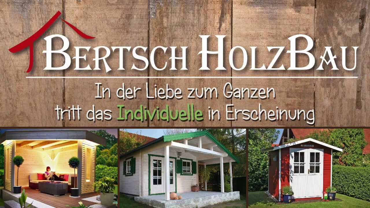 BHB Bertsch Holzbau Produktübersicht   YouTube