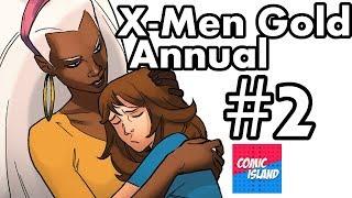 X-Men Gold Annual #2 Recap/Review