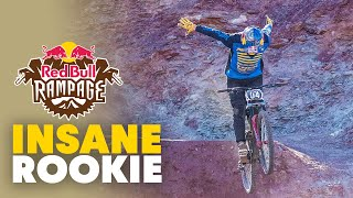 The Rookie Run For The History Books! | Emil Johansson at Red Bull Rampage 2019