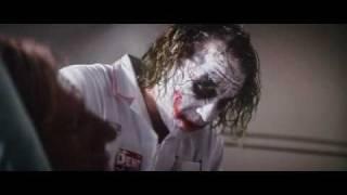 Joker & Dent - scena ospedale