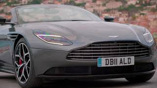 First Drive | 2019 Aston Martin DB11 Volante | Driving.ca