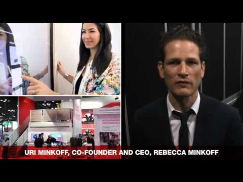 Uri Minkoff: Impact of RFID on the Consumer Experience - YouTube