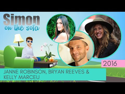 Janne Robinson, Kelly Marceau & Bryan Reeves | Transparent REAL-ationships | April 2016