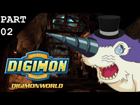 Digimon World Part 2: Capitalism has failed us |