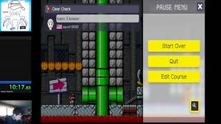 Upload attemps than viewer levels | Mario Maker