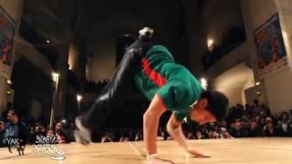ШОК !!!! Лучший танец Break-dance или b-boing