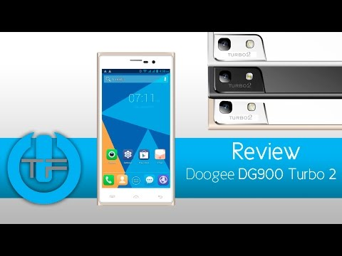 Review Doogee DG900 Turbo 2 - Ana?lisis completo