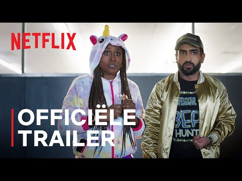 The Lovebirds | Issa Rae en Kumail Nanjiani | Officiële trailer | Netflix