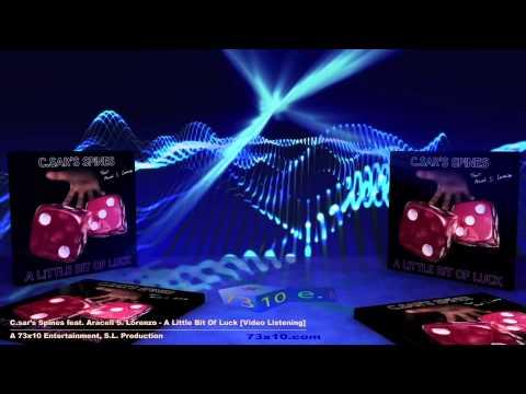 C.sar's Spines feat. Araceli S. Lorenzo - A Little Bit Of Luck [video listening]