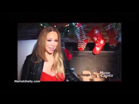 Merry Christmas from Mariah Carey @ Music Choice on Demand - 19/12/11