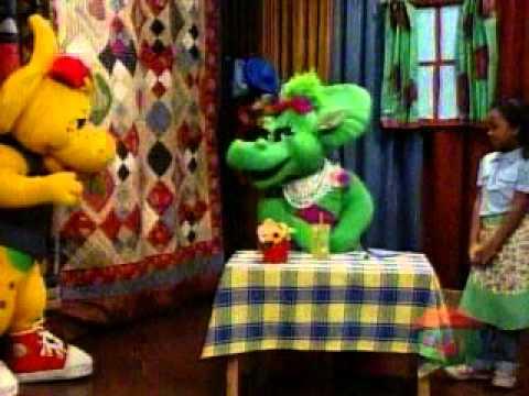 Barney & Friends: It's Hot! It's Cold! (Season 8, Episode 6)