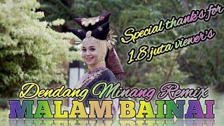 MALAM BAINAI REMIX - dendang minang remix || yona irma feat putri chantika || wira keyboard musick