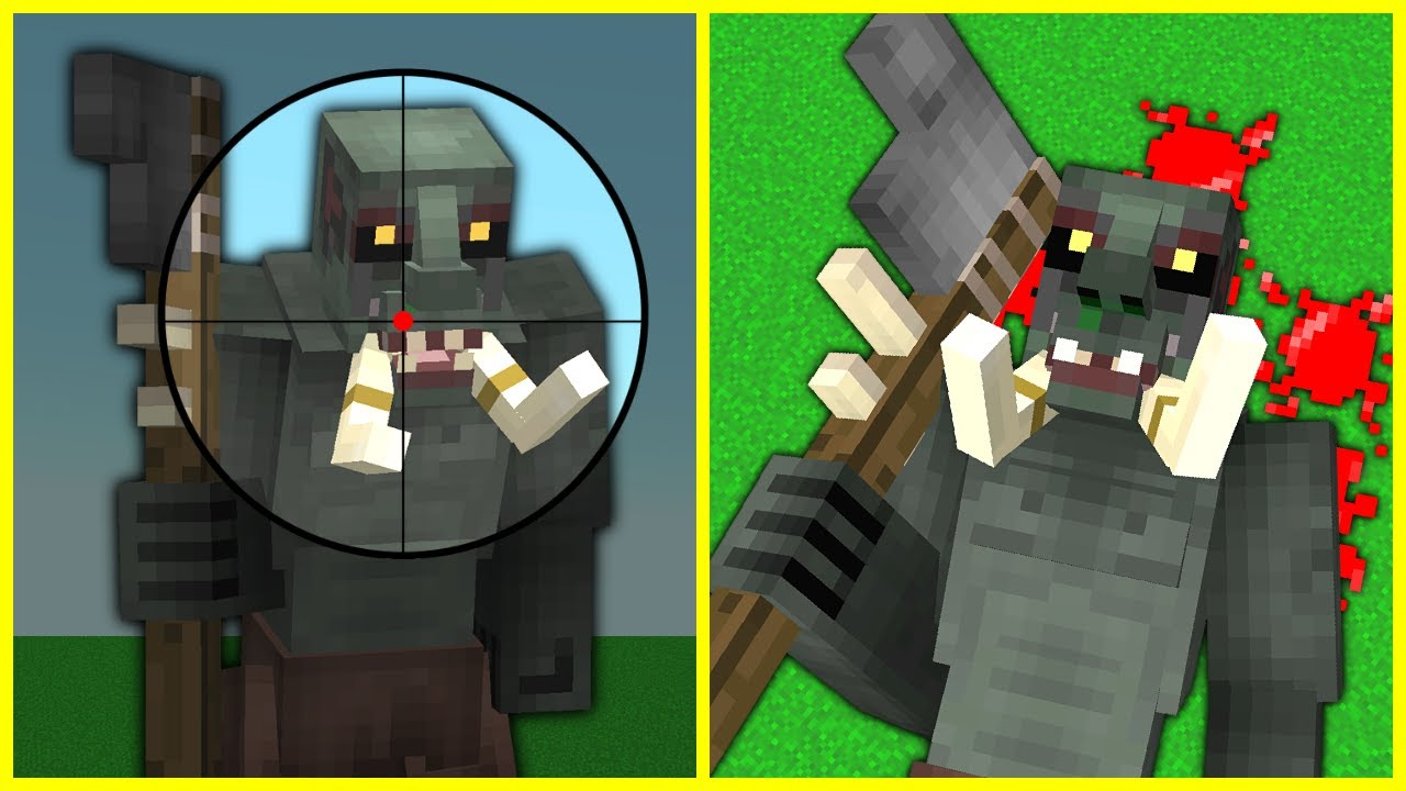 Download KÖTÜ MAFYA, HUYSUZU VURUYOR! 😱 - Minecraft