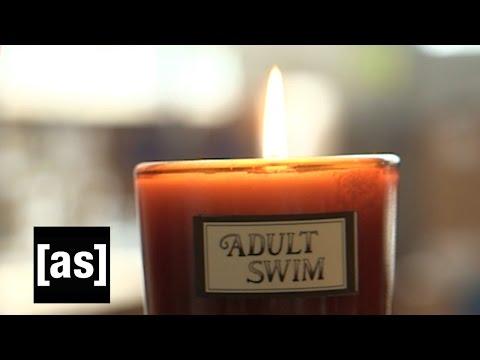 Adult Swim Candle | Williams Street Swap Shop | Adult Swim