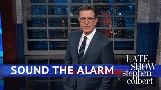China's Sonic Attacks Reach The Late Show