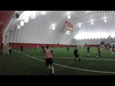 Citadel vs Milksteak United @ The PrivateBank Fire Pitch - February 20th 2017 - Part 1
