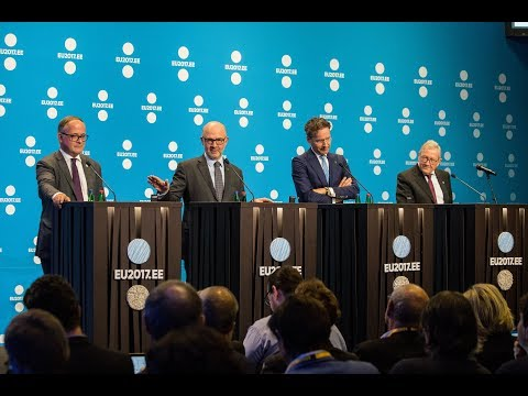 Informal ECOFIN (Eurogroup) – Press conference