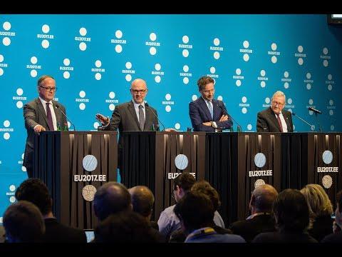 Informal ECOFIN (Eurogroup) – Press Conference