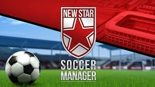 NEW STAR SOCCER MANAGER Android / iOS Gameplay Trailer | First Matches and Earning Bugs
