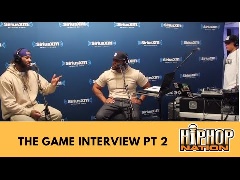 The Game Interview with Torae Talks Meek Mill, Sean Kingston And More! PT 2