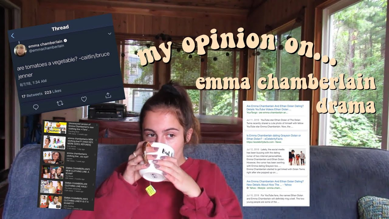 All who knew Emma Chamberlain would agree that there was truly no one like her.