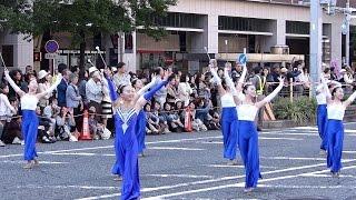 2014年10月18日・・第60回名古屋まつり初日に行われたフラワーカーパレードの模様です。