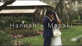 Hannah + Masaki