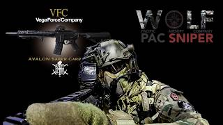 Nautilus Wolf at Dogs of War Airsoft - VFC Avalon Saber Carbine - Full Game Video