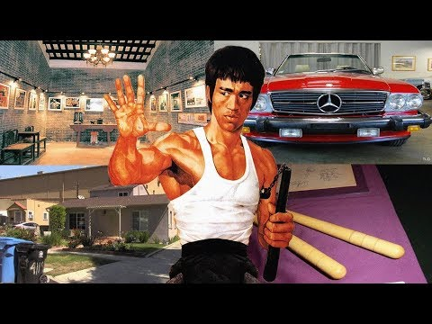 Thumbnail: Bruce lee's Lifestyle