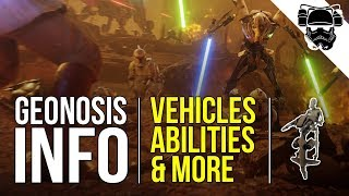 Geonosis INFO - Vehicles, Phases, and More - Star Wars Battlefront 2