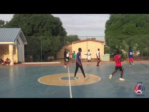 Zest Basketball Academy vs Madina Paws friendly game