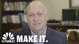 Cal Ripken Jr.: 'Baseball Is A Game Of Frustration & Failure' | How I Made It | CNBC Make It.