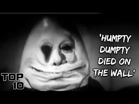 Top 10 Scary Nursery Rhyme Dark Origins