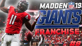 Massive Contract Extension! Madden 19 New York Giants Franchise Ep. 8