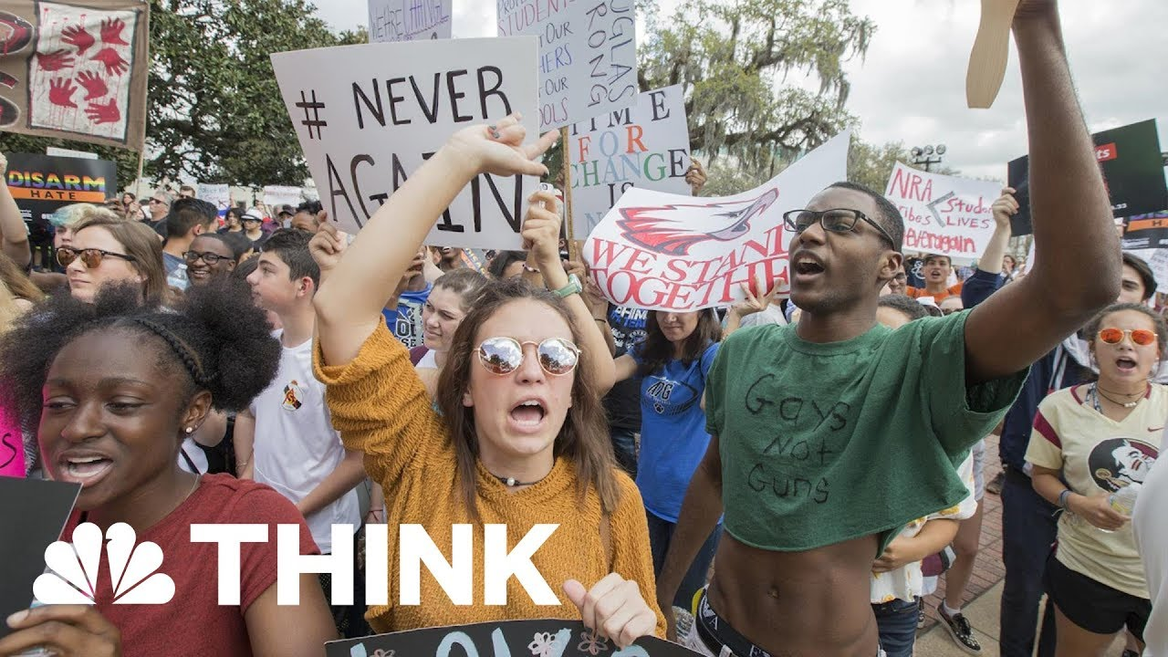 Parkland Students Want To Start A Revolution. Will It Work?