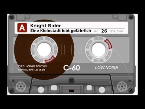 Knight Rider - 26 - Eine Kleinstadt lebt gefährlich [Audio, Hörspiel]