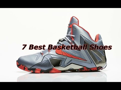 7 Best Basketball Shoes - YouTube