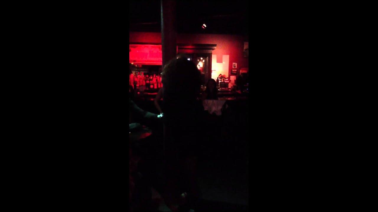 Dahlia Black Paradise Night Club In Cambridge