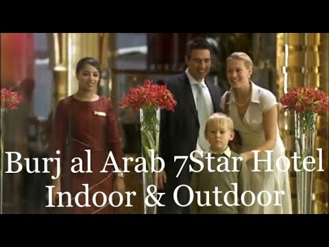 Burj al Arab 7Star Hotel Indoor & Outdoor/BONDU MOHOL