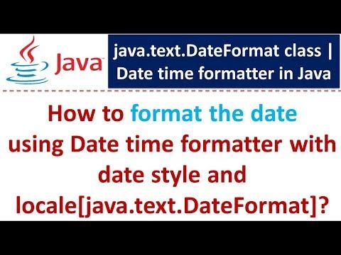 Java.text.simpledateformat style format string
