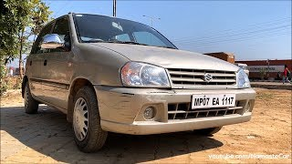 Maruti Suzuki Zen VXi 2005- ₹4.40 lakh | Real-life review